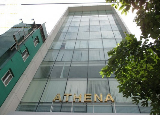The Athena Building